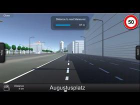 Concept 3D Navigation