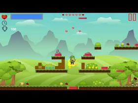 2D Platformer - Archy and Friends