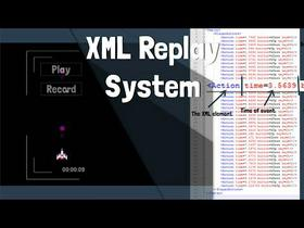 XML Replay System